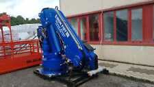 Iron Fist Marine Crane for vessels IFG450M6 - SWL 1.5 Tonnes at 17 Metres