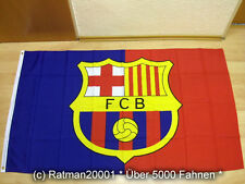 Fahnen Flagge Spanien FC Barcelona - 90 x 150 cm