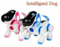 I ROBOT DOG Walking Nodding Children Kids Toy Robots Pet Puppy iDog Light