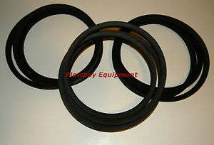 """DISC MOWER DRIVE BELT 274223 for New Holland 442 452 462 463 Hay Tool 5/8"""" x 100"""