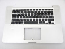 "Grade B Top Case Topcase Keyboard for A1286 MacBook Pro 15"" 2009 No Trackpad"