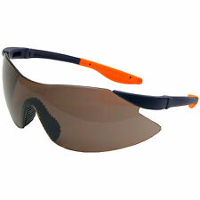 Zodiac Cycling Smoked Lens Safety Glasses / Sunglasses. Road Bike, MTB, Hybrid