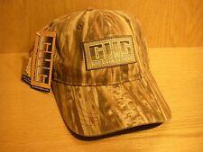 GHG Logo Avery Greenhead Gear Hat Cap Blind Marsh Grass MG Comfortable Cotton