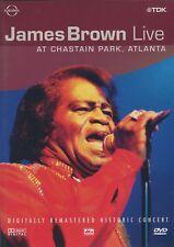 James Brown : Live at Chastain Park, Atlanta (DVD)