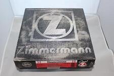 Zimmermann Bremsscheiben hinten HA - Opel Astra G H Meriva Zafira Coat Z