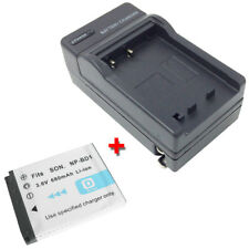 Battery&Charger for SONY Cyber-shot DSC-TX1 DSC-T90/T900 DSC-T70/T700 Camera