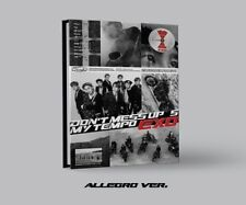 EXO[Don't Mess Up My Tempo]5th Album Allegro CD+Poster+Booklet+etc+Gift+Tracking