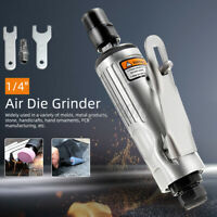 1/4inch Air Die Grinder Pneumatic Polisher Cleaning Cutting Tool 22000RPM 90PSI