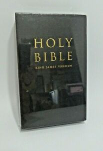 Holy Bible: King James Version (KJV) by Collins UK (2008, Leather Bound) Sealed