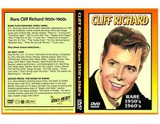 CLIFF RICHARD-RARE 50'S & 60'S W/ OH BOY & DICKIE  PRIDE:THE SHEIK OF SHAKE- DVD