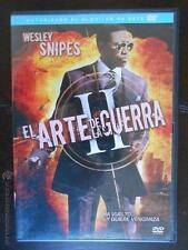 DVD EL ARTE DE LA GUERRA II (WESLEY SNIPES) - EDICION DE ALQUILER (5W)