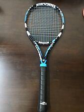 Babolat PERSONAL PROSTOCK Andy Roddick Pure Drive PLUS 4 1/2 grip Tennis Racquet