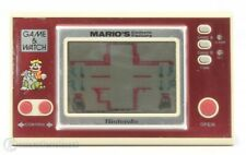 Nintendo Game & Watch-Mario 's Cement Factory ml-102