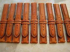 Original NOS Wyler Vetta watch band strap 20mm Brown color