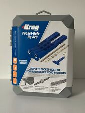 Kreg Pocket Hole Jig 320 * Latest Model * Free UK Postage