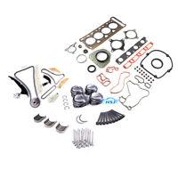 1.8T Engine Repair Rebuilding Kit 23MM Fit For VW Golf Jetta Passat AUDI A4 A5