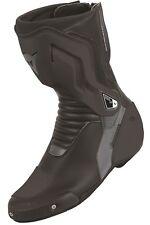 """Bottes de moto Dainese """" Nexus """" gr : 45 couleur : noire/anthracite Raceing"""