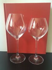 Chef & Sommelier 2 X Assorted Wine Crystal Glasses