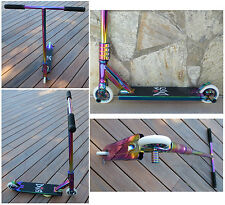 DIS Slick Pro Competition Complete Custom Freestyle Scooter (NEW)
