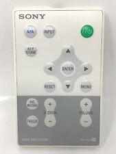 Genuine Sony RM-PJ4 Remote Control For Data Projector VPL-CS5 VPL-CS10 VPL-X600U