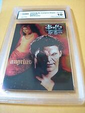 Angelus 2004 Buffy The Vampire Slayer Inkworks Promo # P2 Graded 10