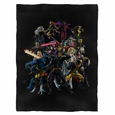 X-Men Marvel Super Hero Fleece Blanket