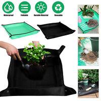 50X50cm Foldable Plant Repotting Mat Gardening Transplanting Portable Waterproof