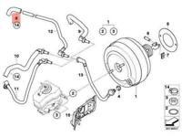 FEBI Brake Hose Rear For BMW Gt X1 E81 E82 E84 E87 E88 E90 E91 E92 34306789431