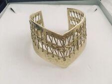 Maje Gold Cuff Bracelet