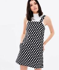 ATMOS & HERE Brand Dahlia Printed Pinafore Dress Size 8 BNWT #TL102