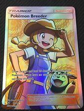 Pokemon : SM SHINING LEGENDS POKÉMON BREEDER 73/73 FULL ART