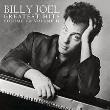 BILLY JOEL CD - GREATEST HITS 1 & 2 [2 DISCS](1998) - NEW UNOPENED