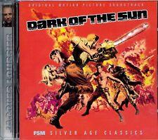 "Jacques Loussier ""DARK OF THE SUN"" soundtrack score FSM 3000-Ltd CD sold out"