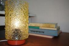 Lampe DDR Glas 70er Stehlampe True Vintage GDR 70s glass lamp bubble Blasen