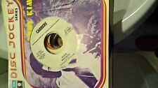 "7""  PROMO SAXON NIGHTMARE  KC & THE SUNSHINE BAND GIVE IT UP VG+/EX"
