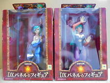 Darkstalkers DX Panel Figures Morrigan Aensland & Lilith CAPCOM