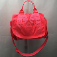 Marc By Marc Jacobs Pink Messenger Bag