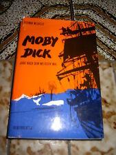 Herman Melville, Moby Dick - Jagd nach dem weissen Wal