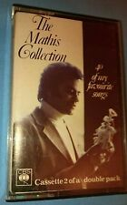 Johnny Mathis Collection vol.2 (only) of double M.C.Album