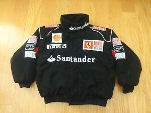 Boys Formula 1 Racing Fan Jackets For Sale Ebay