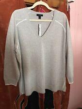 J Crew Merino Wool Sweater NWT Womens XXL