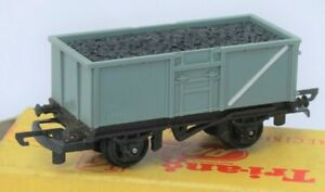 Tri-ang Railways, T179, TT Gauge (3mm) Steel Mineral wagon with coal load