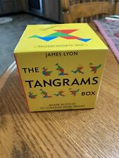 The Tangrams Box With Instruction Book