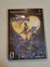 PS2 Kingdom Hearts Disney Video Game Disc Manual Case