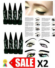 2 Black Soft Kajal Twist up Kohl Makeup Eyeliner Free Delivery*Cheapest on Ebay*