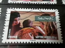 FRANCE 2013, timbre  AUTOADHESIF 806, RALLYE AICHA VOITURES oblitéré, VF STAMP