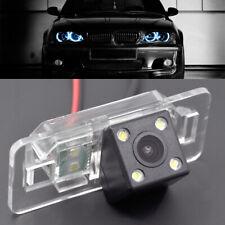 Voiture Caméra De Recul Vue Arrière Rear View Pour BMW E46 E39 X3 E60 E61 E90