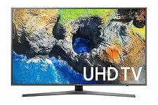 Samsung 40-Inch Smart 4K UHD HDR LED TV w/ Motion Rate 120 & 3 HDMI/2 USB Ports