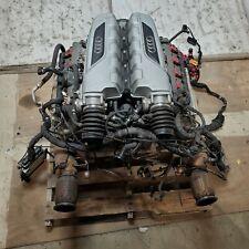 2015 AUDI R8 COMPETITION 5.2L V10 Gen1 Complete Engine Motor Assembly Ran great!