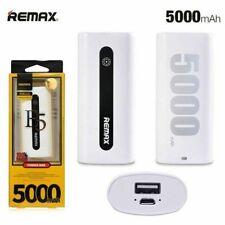 Remax USB Power Bank 5000 mAh Portable Backup Battery for Smartphones